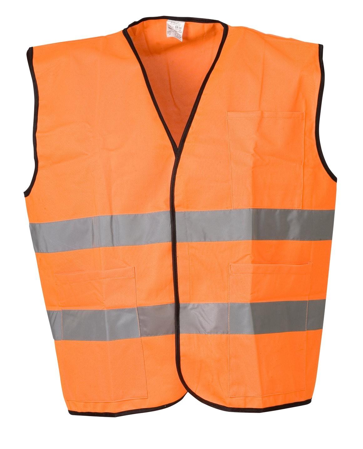 Hi-Visibility Class 2 Vests
