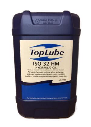 marineco hydraulic hm32 oil