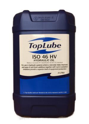 toplube super hydraulic HV46