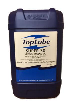 marineco super 30 oil