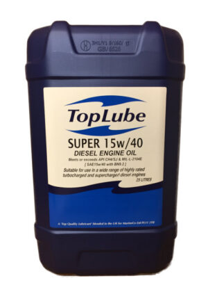 marineco super 15 40 oil
