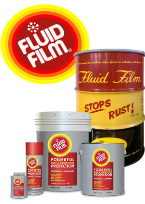 fluid film rust preventer and lubricant