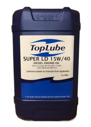 marineco super ld 15 40 oil